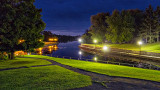 Rideau Canal At Dawn 44406-8