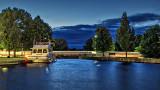 Rideau Canal At Dawn 44222