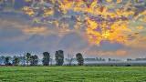 Clouded Sunrise 20140805