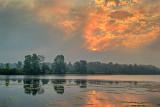 Rideau Canal Clouded Sunrise P1080047-9