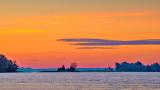 Lower Rideau Lake At Sunrise 20140826