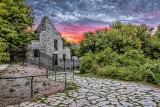 Merrickville Ruins At Sunrise P1090440-2