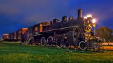 CN Engine 1112 At First Light (20141018)