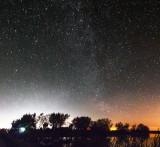 Starry Night Sky P1010618-9
