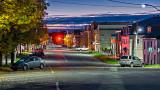 Main Street At Dawn 20141102