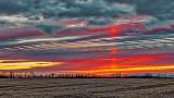 Sunrise Solar Pillar 20141113