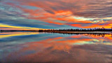 Irish Creek At Sunrise 20141114