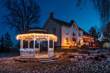 Heritage House Holiday Lights 20141207
