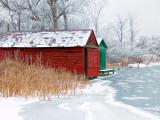 Boathouses On Ice P1040567