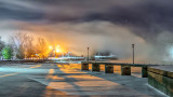 Freezing Mist Over The Canal Basin 20150114