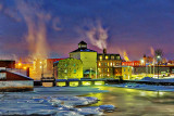 Rideau Canal Museum At Dawn 20150115