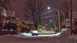 Snowy Night On Ogden Avenue 45236-7
