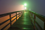 Fishing Pier At First Light 54647