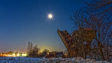 Bright Moon Over The Lift Bridge P1080461-3