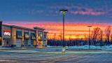 New Strip Mall At Sunrise P1080735-7