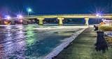 Rideau Ferry Bridge At First Light 20150326