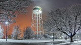 Water Tower At Night P1090860-5
