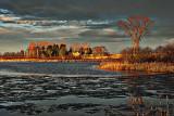 Kilmarnock Island At Sunrise DSCF19375
