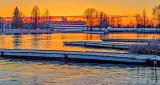 Canal Basin At Sunrise 20150428