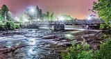 Confederation Drive Bridge At Night P1130514-6