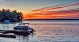 Lower Rideau Lake At Sunrise P1130814-6
