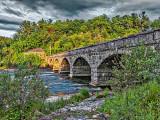 Pakenham 5-Arched Bridge P1130745-7