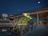 Laurier Street Bridge At Dawn P1120004-6