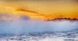 Sunrise Fog On The Canal P1140934-6