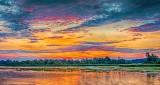 Irish Creek Sunrise P1160959-61