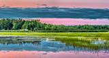 Irish Creek At Sunrise P1180132-4