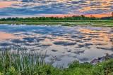 Irish Creek Sunrise P1180129-30