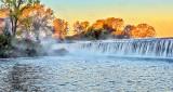 Edmunds Dam At Sunrise P1190171-3