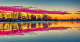 Rideau Canal Sunrise DSCF5100-2