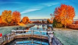 Rideau Canal At Sunrise P1210161-6