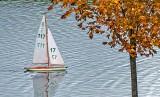 RC Model Yacht DSCF5343