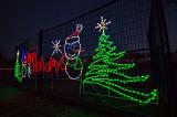 'Happy Holidays' 46581-3