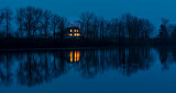 Blue Hour Gallery
