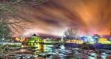 Rideau River At Night 47602-7
