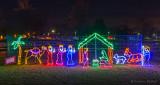 Nativity In Lights 47962-70