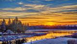 Rideau Canal Sunrise 48004-6