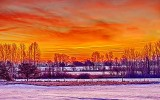 Sunrise Landscape P1240362-4