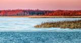 Freezing Rideau Canal At Sunrise P1240459