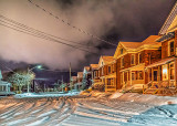 Snowy Russell Street 48142-4