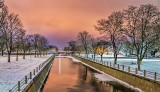 Along the Rideau Canal in Smiths Falls