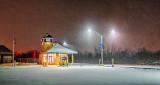 VIA Station At Night P1010620-2