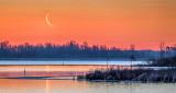 Crescent Moonrise P1050014-6