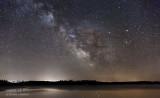 Milky Way Over Irish Creek P1050118