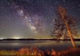 Milky Way Over Irish Creek 48324-6