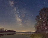 Milky Way Over Hutton Marsh P1060431-3