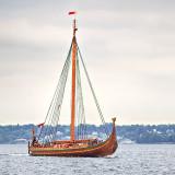 Viking Ship On The St Lawrence DSCF12692-4
